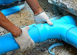 Plumbers in Chicagoland - Garage Disposal Pipe Repair Services